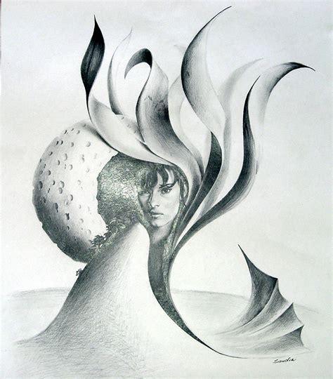 dibujos sud realistas dibujos surrealistas dibujos