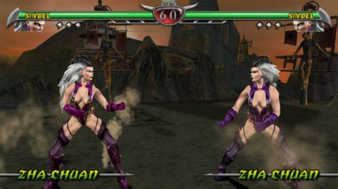 emuparadise action games mortal kombat unchained usa iso