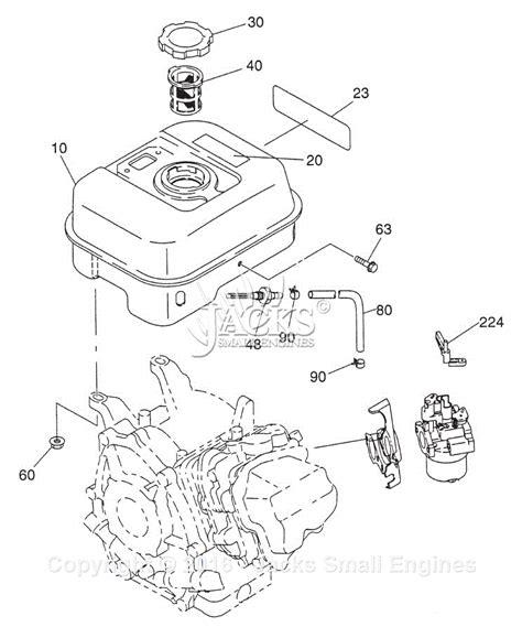 subaru engine parts diagram robin subaru ex17 parts diagram for fuel lubrication i