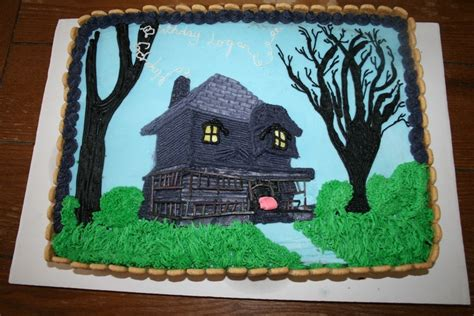 monsters house monster house cake cakes pinterest monster house