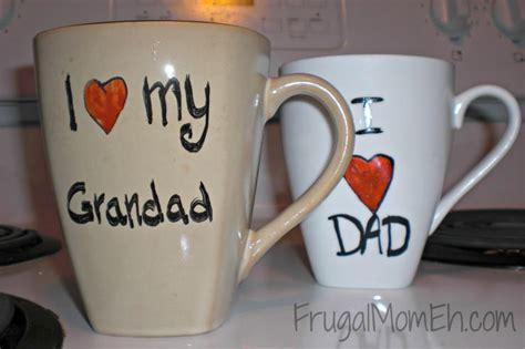 heart dad fathers day mug allfreekidscraftscom