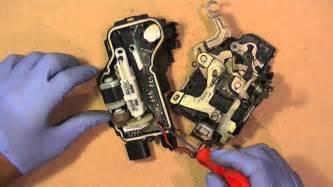 vw door lock module fix repair simple easy repair