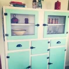 vintage kitchen dressers on