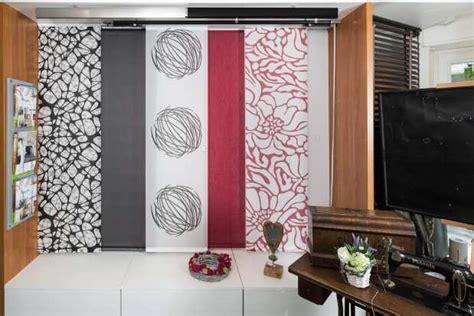 gardinen stores modern gardinen schienensystem hause deko ideen