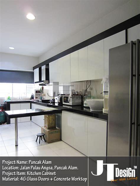 4G Glass Door Kitchen Cabinet   Kitchen Cabinet   JT DesiGn?