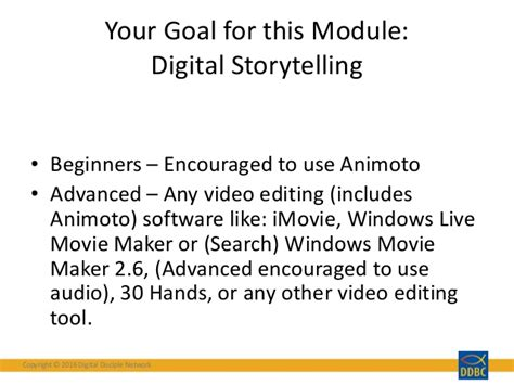 windows movie maker 2 6 tutorial for beginners digital storytelling