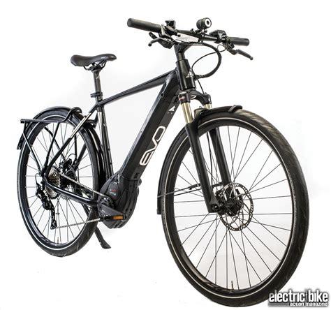 bike review bulls urban evo electric bike action