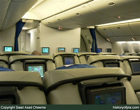 boeing 777 pia seating plan history of pia pakistan international airlines