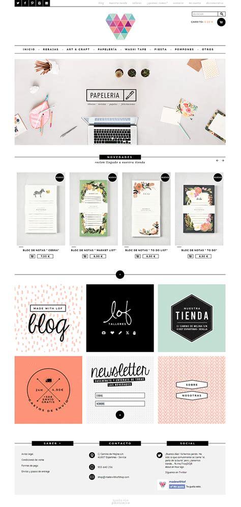 layout online store lo que necesitas saber para crear una tienda online