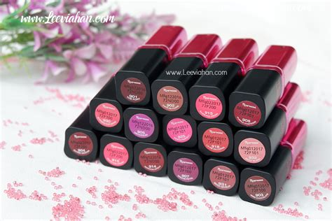 Harga Lipstik Loreal Magique indonesia by via han l oreal