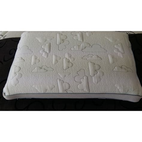 Low Profile Pillow by Sleepmaker Fusion Gel Classic Low Profile Pillow Nz Made