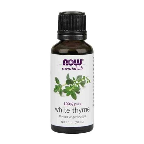 Folives Rosemary Essential 100 Essential now 100 white thyme essential