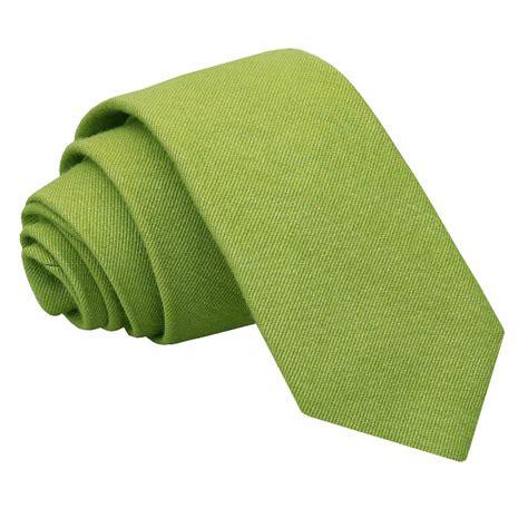 Olive Green Ottoman Ja Ottoman Wool Olive Green Slim Tie