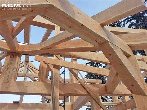 post and beam construction post and beam construction saskatchewan rcm cad design