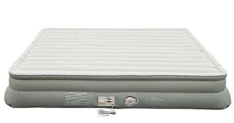 december  update     air mattress