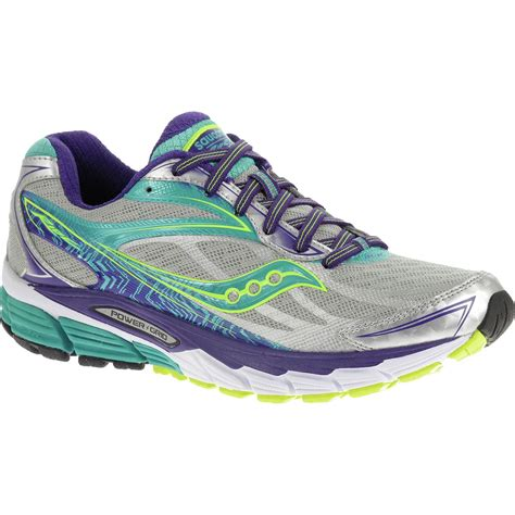 saucony ride womens running shoes saucony powergrid ride 8 running shoe s