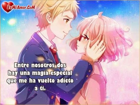 imagenes anime romanticas amor 138 best images about frases de amor on pinterest te amo