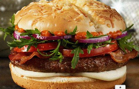mac donald new veggie range mcdonald s crowdsources new ideas with make your own