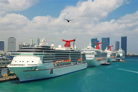 Miami Cruise Port Rental Car by All Aboard Cruise News For Week Of Sept 14