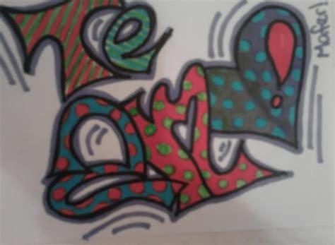 imagenes de graffitis que digan te amo ximena imagenes de graffitis diciendo te amo imagui