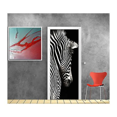Stickers Porte 819 by Stickers Porte Trompe L Oeil D 233 Co Z 232 Bre R 233 F 819 Stickers