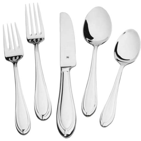 beautiful flatware revised review beautiful flatware manaos wmf stainless steel flatware set 20