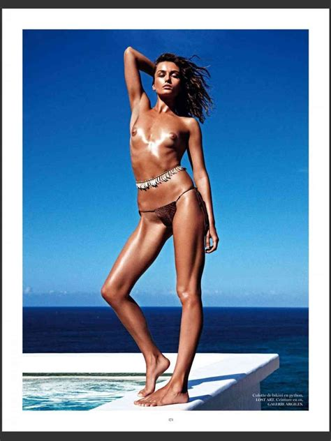 Andreea Diaconu Naked Photos