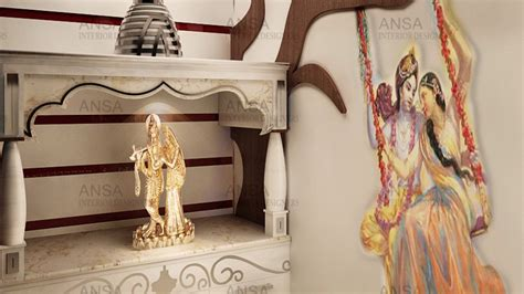 interior design mandir home mandir design for home ansa interior designers