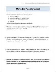 How To Create A Marketing Plan Template by How To Write A Simple Marketing Plan Arts Marketing
