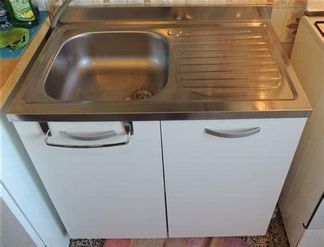 lavello cucina con mobile ikea