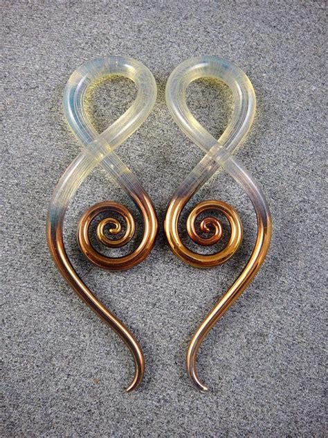 Handmade Ear Gauges - 25 best ideas about gauges on ear gauges