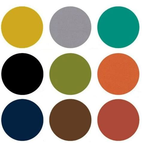 mid century color schemes best 25 modern color palette ideas on pinterest living