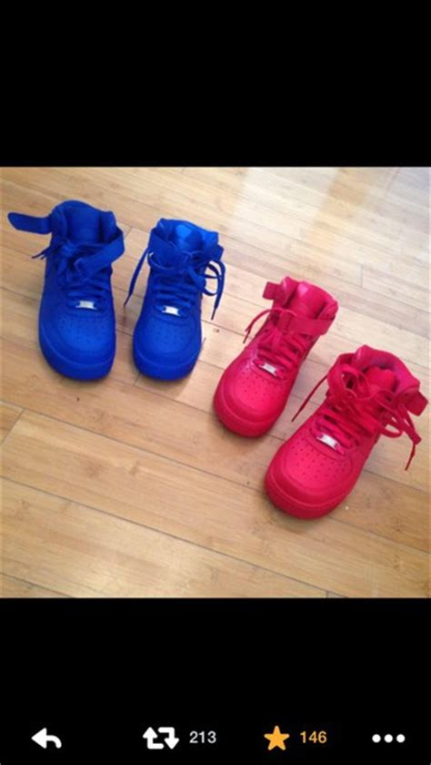 colorful air forces shoes sneakers colorful air ones id nike air
