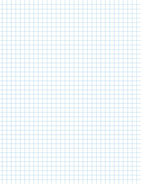 How To Make Grid Paper - line graphs