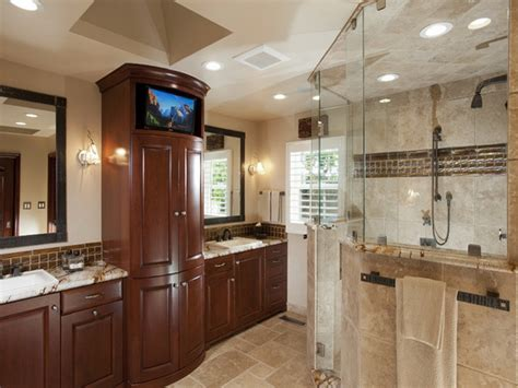 ideas for master bathrooms bloombety traditional master bath showers ideas master
