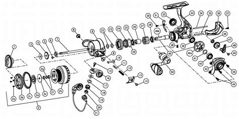quantum reel parts diagram quantum energy reel schematics parts quantum fishing