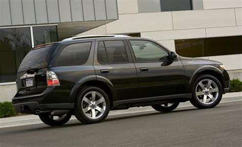 how it works cars 2007 saab 9 7x lane departure warning saab 9 7x information and photos momentcar