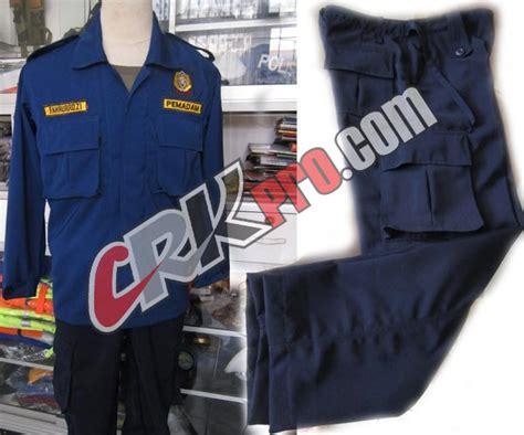 Sepatu Pdl Pramuka baju pdl seragam pakaian dinas lapangan pemadam kebakaran