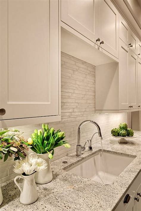 backsplash white kitchen 30 awesome kitchen backsplash ideas for your home 2017