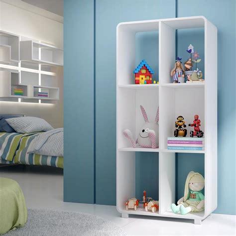 estante quarto infantil estante livreiro curve 3 prateleiras para quarto infantil