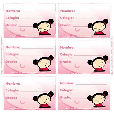imagenes para etiquetas escolares juveniles aulas solidarias etiquetas para imprimir