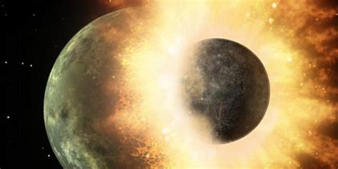 how oldis how is the moon 100 million years younger than once