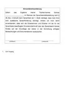 Angebot Muster Kindergarten Anschreiben Der Grundschule Zur Sprachstandfestellung St Jakobus S Kindergarten