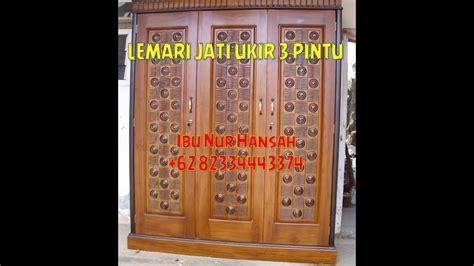 Lemari Es 2 Pintu Malang lemari kayu jati di malang 082334443374 harga lemari