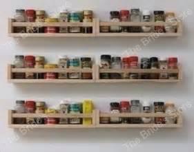 wooden spice rack ikea ikea spice racks set of 6