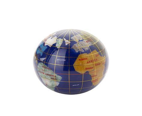 gemstone globe paperweight navy blue lapis review