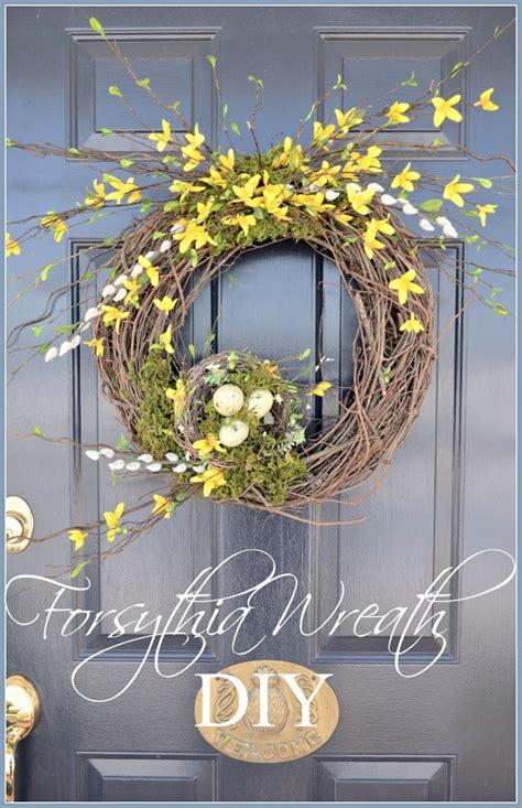 gorgeous spring inspired wreaths   stonegable