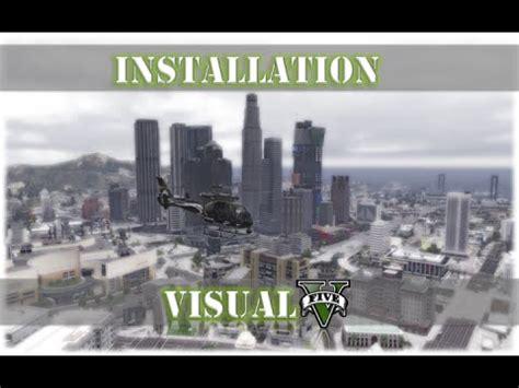 Grand Thief Auto V Gta5 Ps4 Reg 3 gta v mod comparison visualv vs default doovi