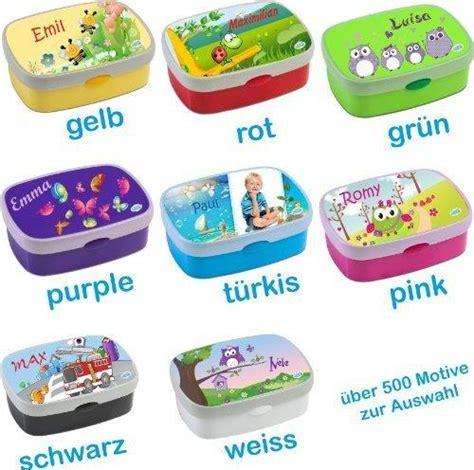 Brotdose Kindergarten Mit Namen