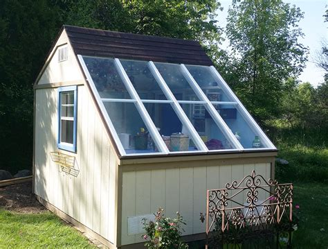 Storage Shed Greenhouse by Handy Home Handy Home Product Reviews